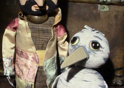 Ali ja linnunpoika (kuvaaja Karim Tsarkov)