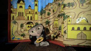 Kairon katusoittaja (kuvaaja Karim Tsarkov)