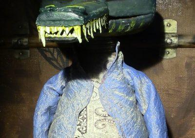Tuomari Krokotiili (kuvaaja Karim Tsarkov)